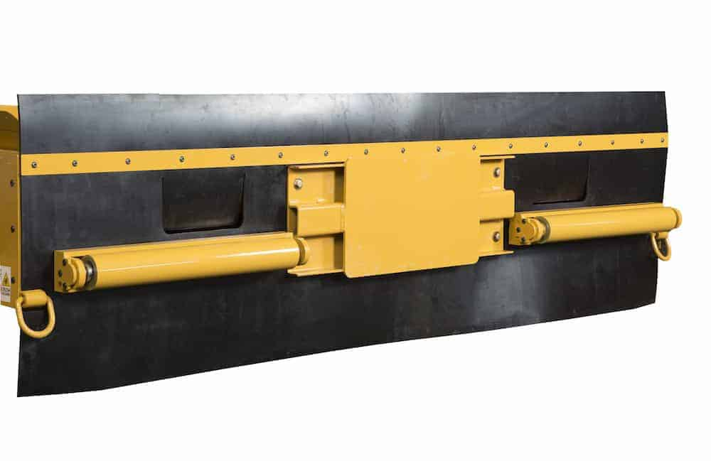 Pintle Hitch Push Plate